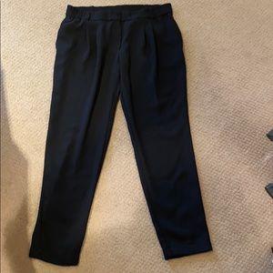 Black MNGO slacks